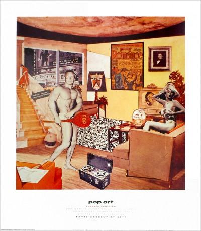 リチャード・ハミルトン (ポスター)|アート&フレーム|絵と額縁の専門店