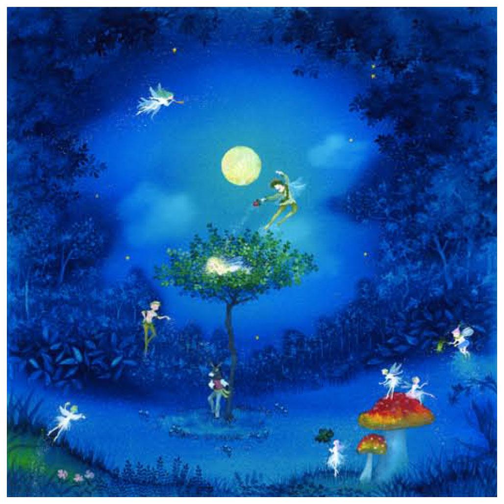 夢 真夏 の の 夜